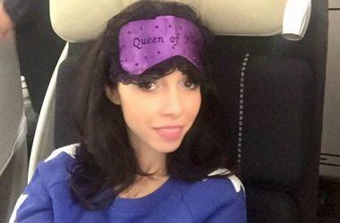 Балерину Екатерину Кухар ограбили в аэропорту