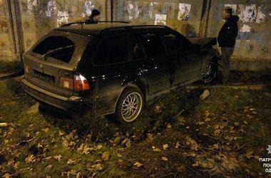 ДТП в Одессе. Фото: патрульная полиция