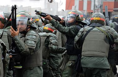 Demonstrations in Venezuela have resulted in fights and murder