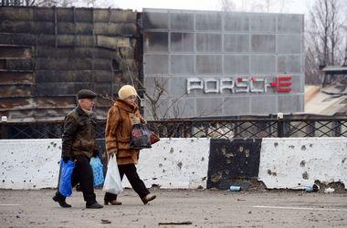 """Переселенцы из Донбасса: """"Мы не видим смысла возвращаться в Донецк"""""""