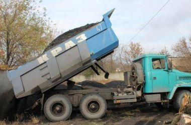 480 семей Новогродовки Штаб Ахметова обеспечит бесплатным углем на зиму