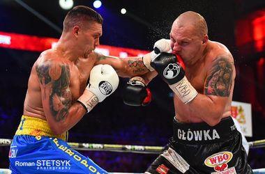 Команда Александра Усика предложила бой бывшему двукратному чемпиону мира Кшишофу Влодарчику