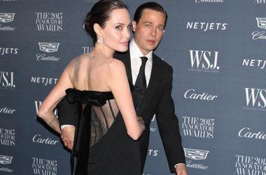 Брэд Питт и Анджелина Джоли Фото: AFP