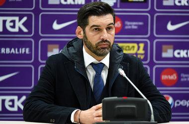 """Фонсека: """"Шахтер"""" должен играть в финале Лиги Европы? Я приму это как вызов"""""""
