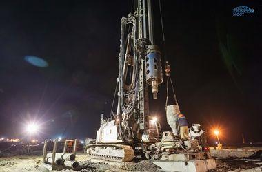 В России показали новый этап в строительстве Крымского моста