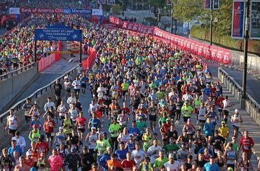 Участник марафона во Франкфурте скончался за два километра до финиша