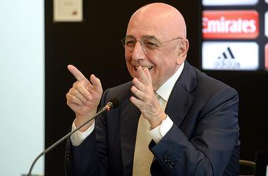 """Многолетний вице-президент """"Милана"""" Галлиани может перейти в """"Реал"""""""