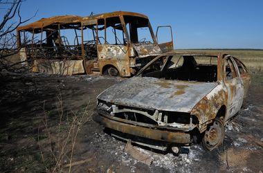 Самые горячие точки Донбасса 1 ноября: интерактивная карта боев и обстрелов