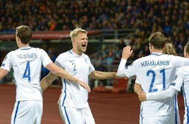 Сборная Финляндии огласила состав на матч отбора на ЧМ-2018 против Украины