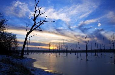 На одесском озере без вести пропали рыбаки