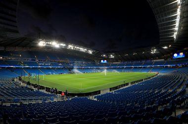 """Стадион """"Манчестер Сити"""" срочно эвакуировали перед матчем с """"Барселоной"""""""