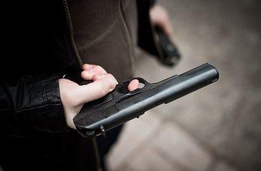 В Киеве со стрельбой ограбили инкассаторов