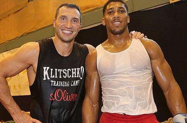 WBA санкционировала бой Кличко - Джошуа весной