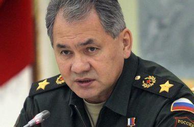Шойгу пригрозил ответными мерами на действия НАТО