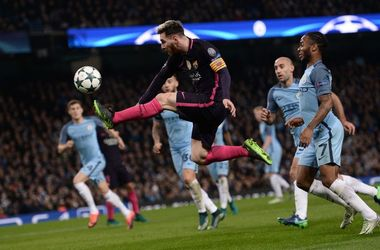 """Месси назвал """"идиотом"""" игрока """"Манчестер Сити"""" и хотел устроить разборки после матча"""