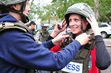 Семьям погибших журналистов начнут выплачивать денежную помощь