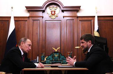 """Путина и Кадырова включили в список """"врагов свободной прессы"""""""