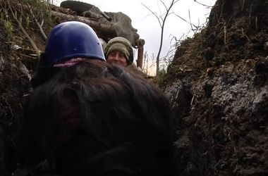 Боевики обстреляли съемочную группу 5 канала из минометов