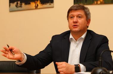 Интервью с министром финансов Данилюком: После принятия нашего закона не получится поиграть в ГФС