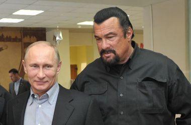 В Кремле прокомментировали российское гражданство для Сигала