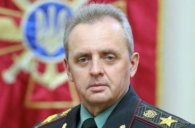 За два года боевой состав ракетных войск Украины увеличился втрое – Муженко