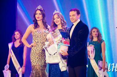 В Киеве выбрали самую красивую студентку Украины