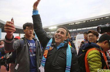 """Фабио Каннаваро отказался возглавить """"Интер"""" и остался в Китае - СМИ"""