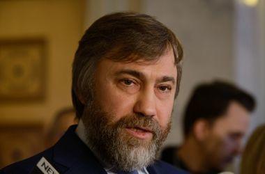Представление о снятии неприкосновенности с Новинского должны передать в Раду уже сегодня – ГПУ
