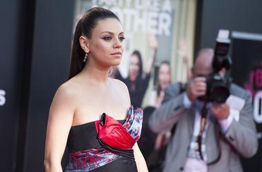 Мила Кунис рассказала об угрозах продюсера за ее отказ от съемок в мужском журнале