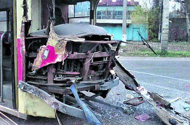 Одессу накрыла череда аварий с трамваями