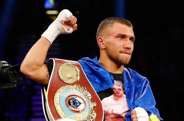 Ломаченко занял 7-е место в рейтинге лучших боксеров мира вне зависимости от весовой категории