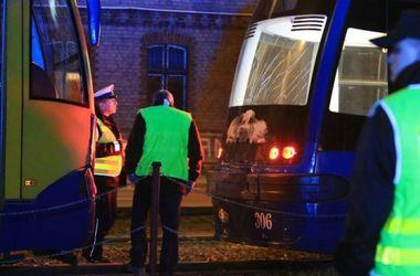 В Польше столкнулись три трамвая, пострадали 19 человек