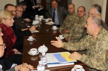 Делегация Европарламента посетила Донбасс