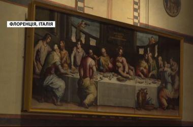 В Италии показали картину 16 века, которую прятали от публики полвека