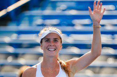 Элина Свитолина вышла в финал Итогового турнира Elite Tennis Trophy