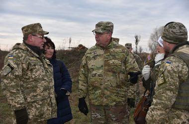 Командующий сухопутных войск ВС США в Европе посетил Львовскую область