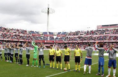 Клуб Артема Кравца остался на последнем месте в чемпионате Испании