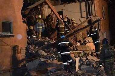 Обвал дома в России: число жертв растет