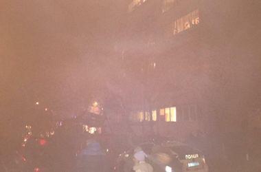 Во Львове в многоэтажном доме прогремел взрыв