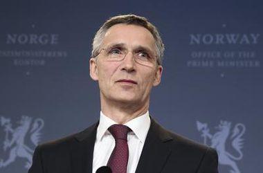 Столтенберг рассказал, чем НАТО отвечает на российскую активность