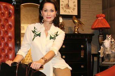 Актриса Ольга Кабо засветила нижнее белье (фото)
