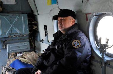 Турчинов заявил о секретных разработках Украины