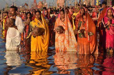 На фестивале бога Солнца в Индии погибли более 20 человек