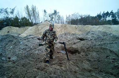 В Киеве откопали снаряды времен Второй мировой войны