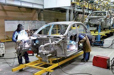 b9a8a6d945cf Неоднозначный подъем  в Украине выросло производство автомобилей ...