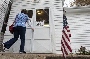 В США закрываются избирательные участки Восточного побережья