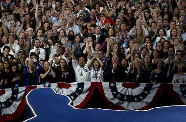 """На """"Эмпайр-Стейт билдинг"""" впервые покажут фото победителя выборов президента США"""