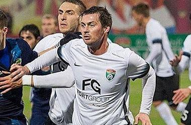 Милевский отыграл 10 минут во втором дивизионе российского чемпионата