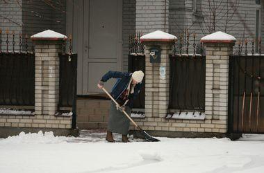 Прогноз погоды: в Украину идут снегопады и метели