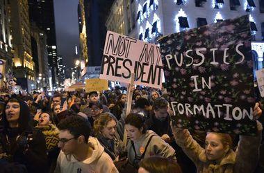 Трамп отреагировал на протесты в США